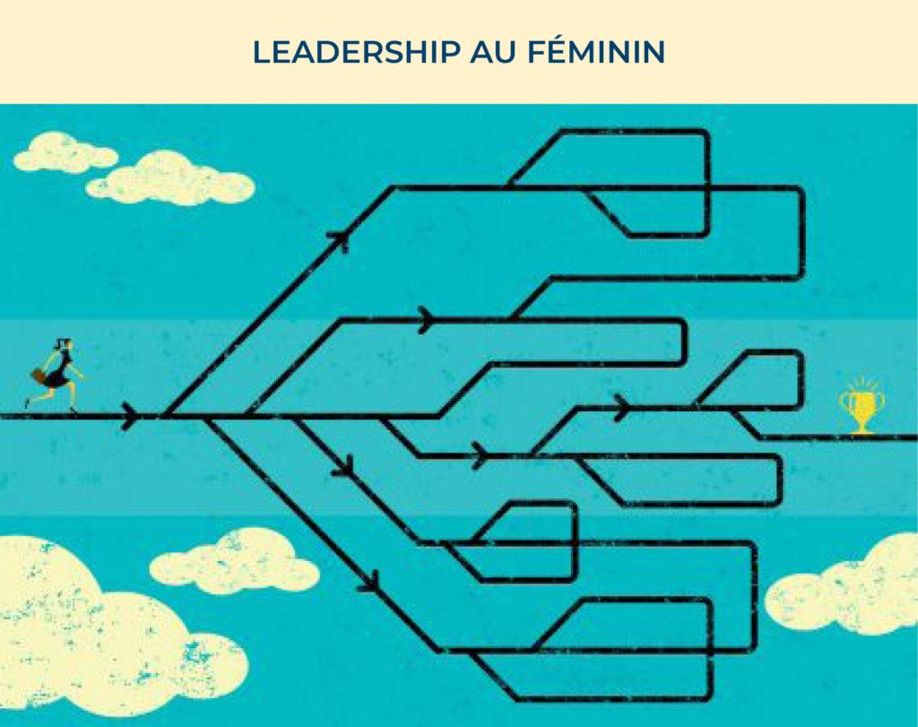 Coaching en ligne - Leadership au féminin
